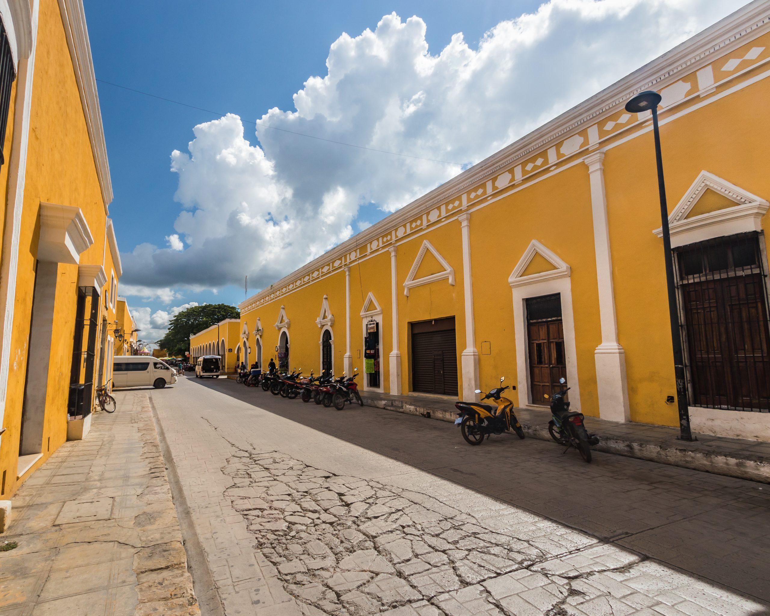 Ville jaune d'Izamal - Marie Naudon - Mexique