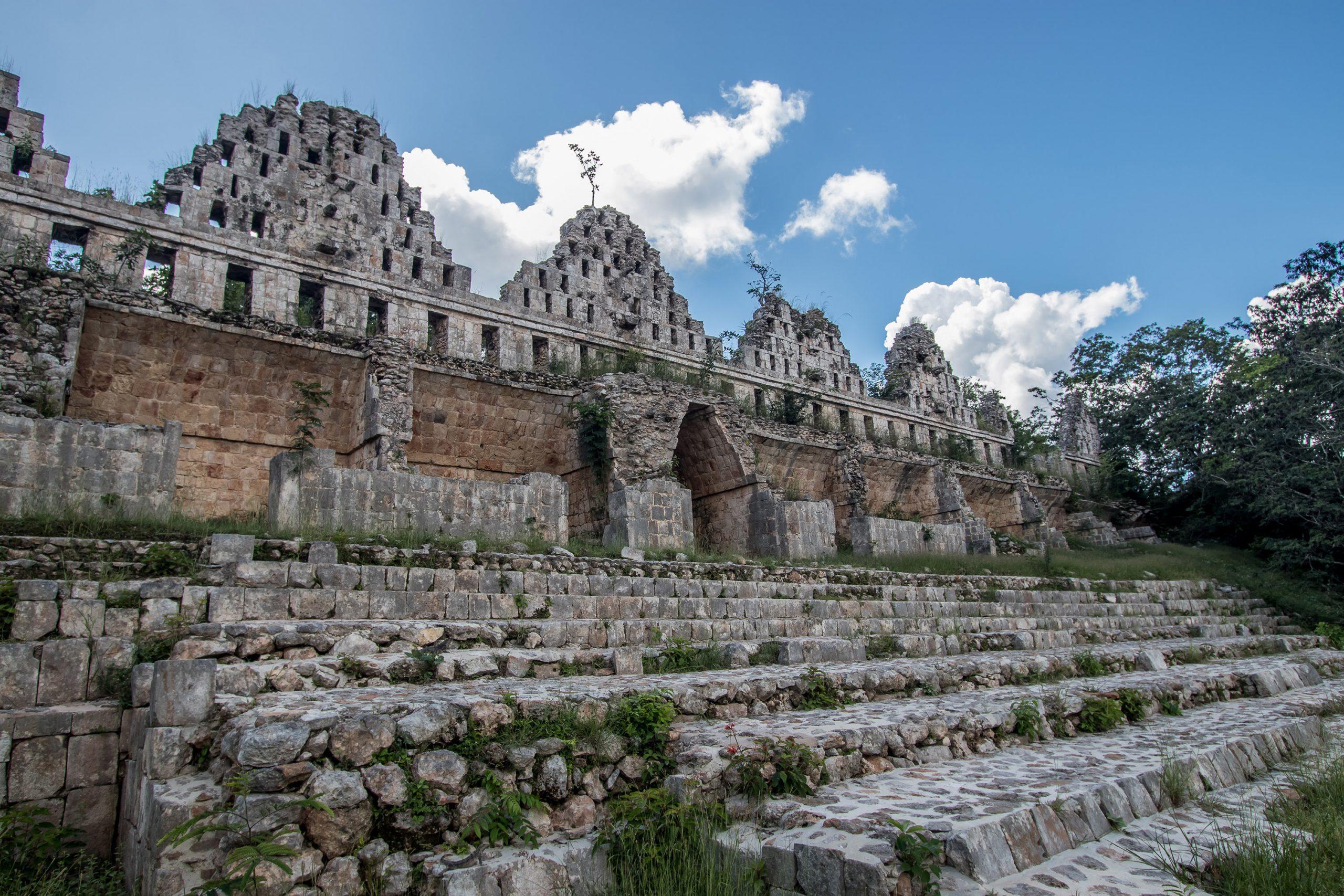 Uxmal Ruines - Mexique