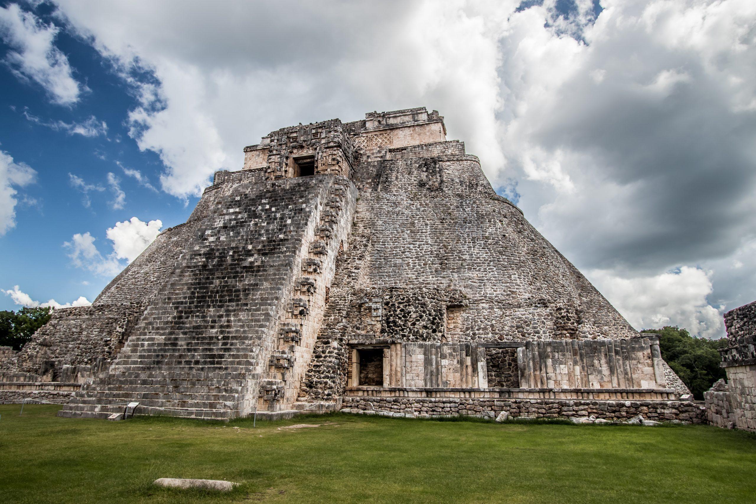 Ruines Uxmal - Mexique
