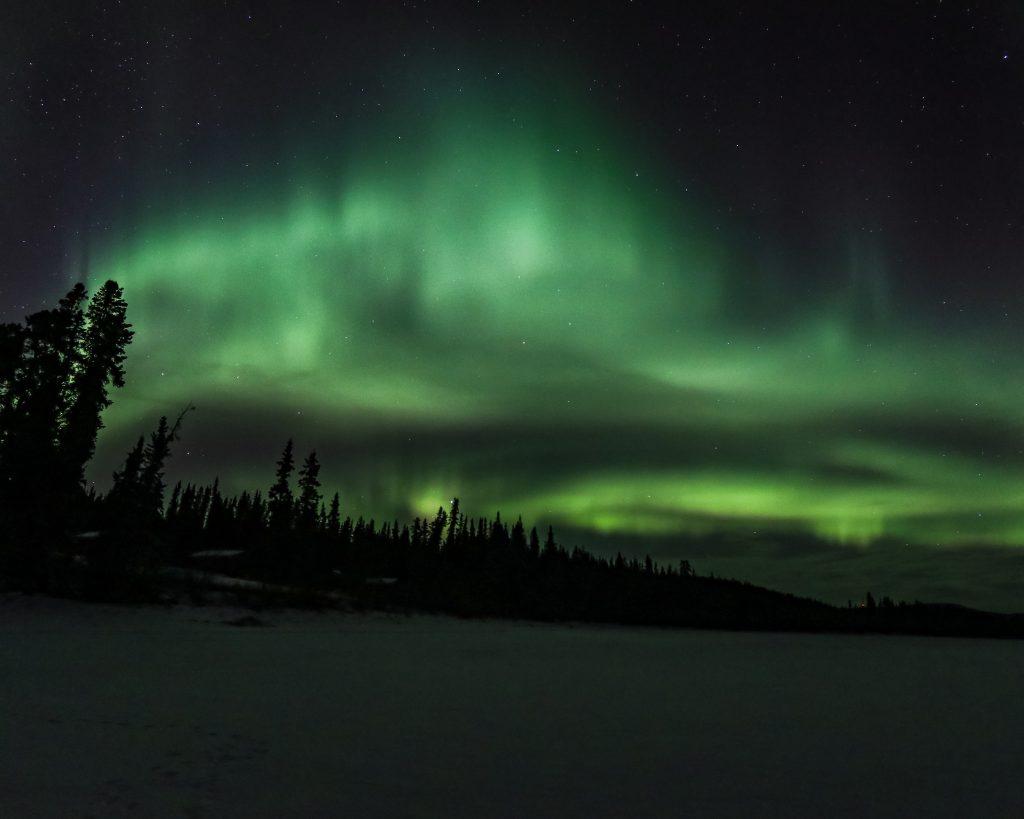 Aurora - Hiver au Yukon - Marie Naudon