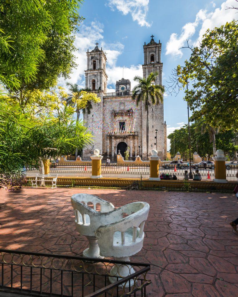 Centre ville de Valladolid - Mexique