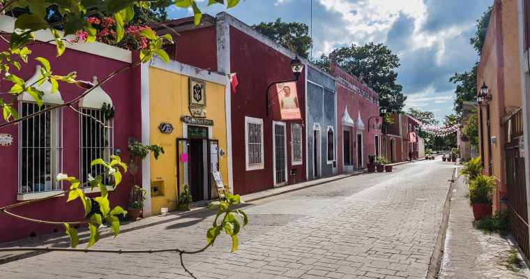 Mexique – 3 semaines en bus sur la péninsule du Yucatan