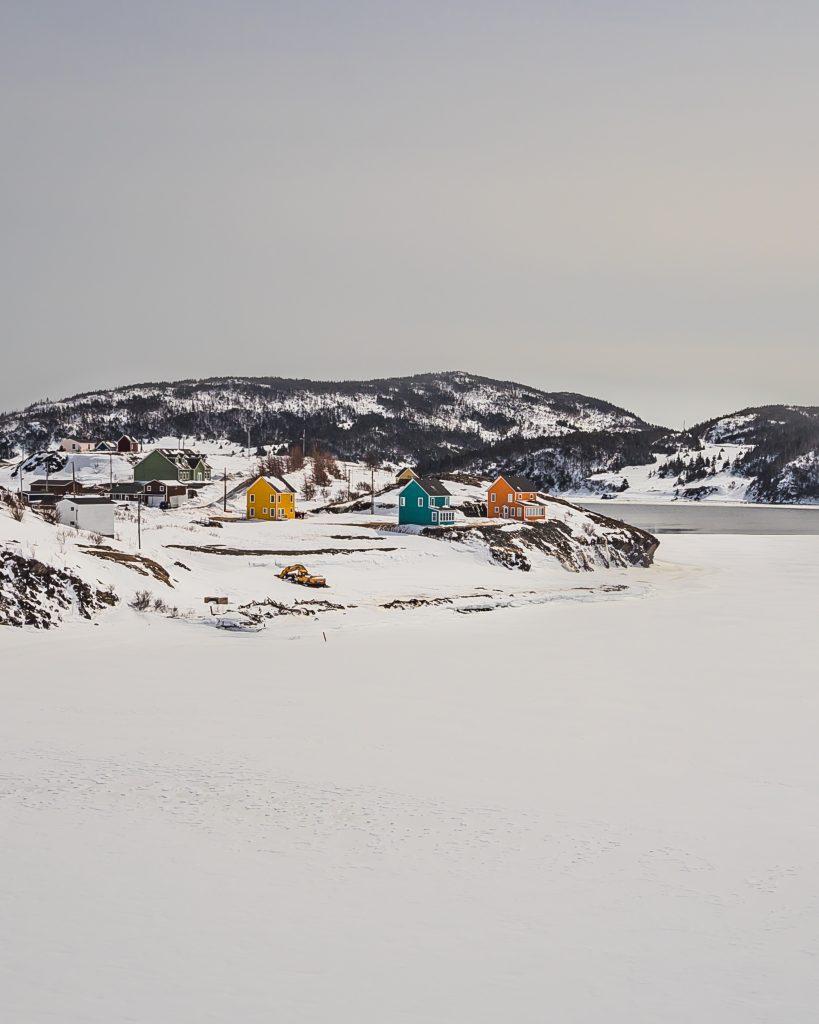 Tritiny - Péninsule Bonavista - Newfoundland and Labrador