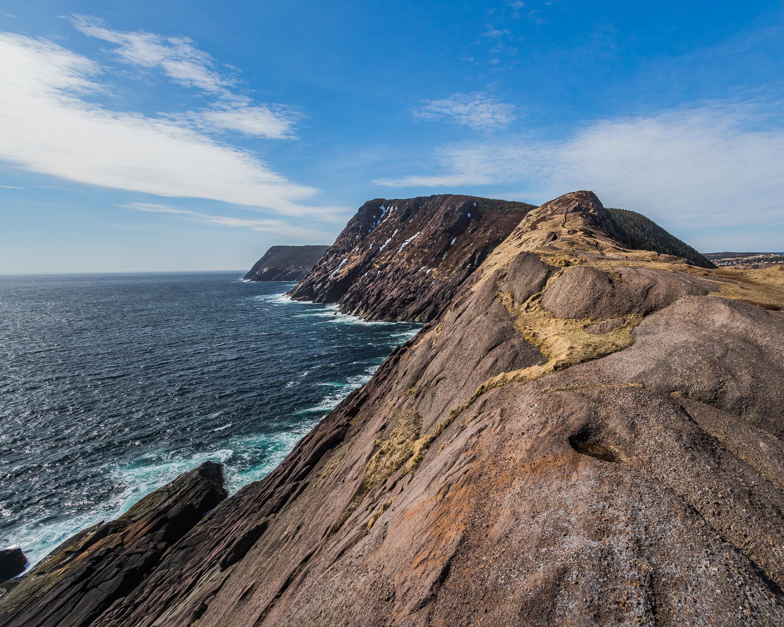 Randonnée East Coast Trail – Terre-Neuve