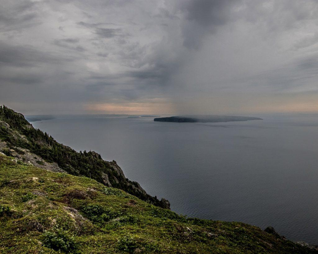 Piccos Ridge path, Newfoundland- Marie Naudon