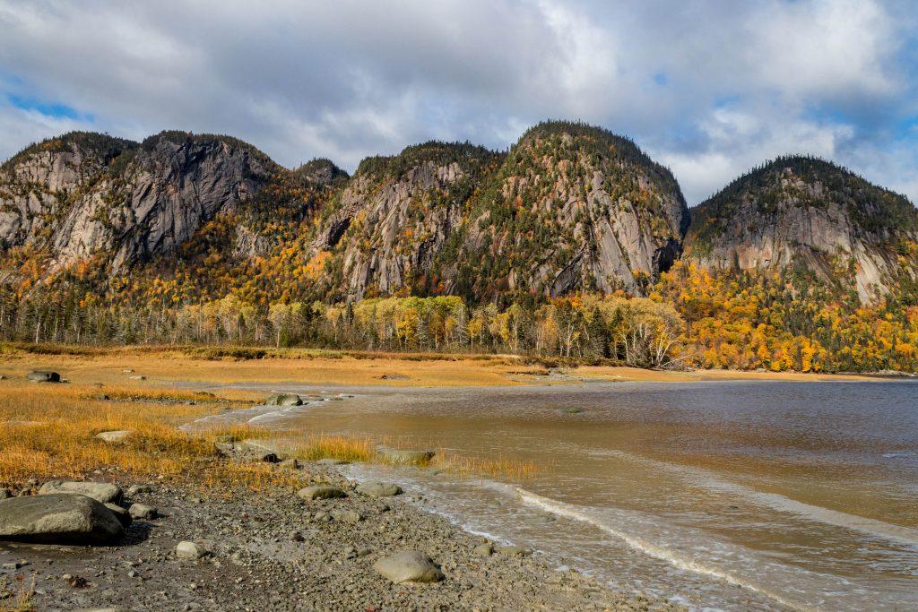 Fjord du Saguenay - Randonnée les Caps - Marie Naudon